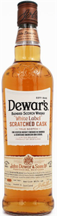 Dewar's Scotch White Label Scratched Cask 1.00l